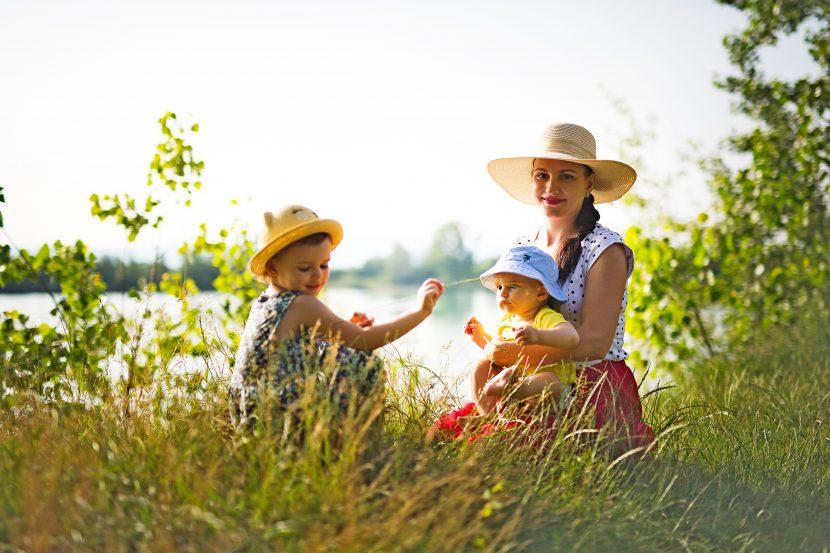 4 roky mamou - Život s deťmi nekončí